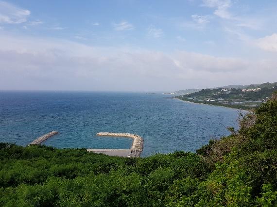 日本上網 網路 沖繩 知念岬公園