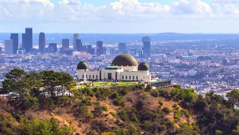美國洛杉磯 Griffith Observatory 格里菲斯天文台