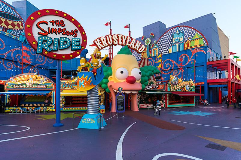 美國洛杉磯 Universal Studio 環球影城