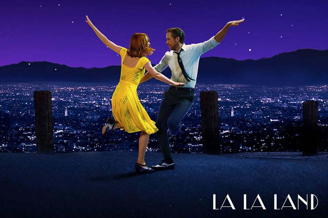 美國洛杉磯 樂來越愛你 La La Land