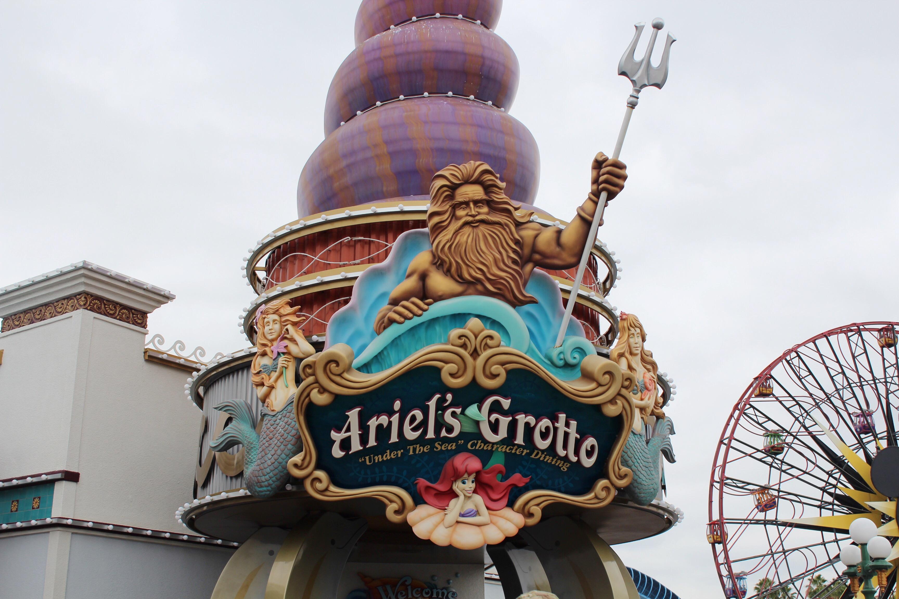美國洛杉磯 Disney 迪士尼樂園 加州