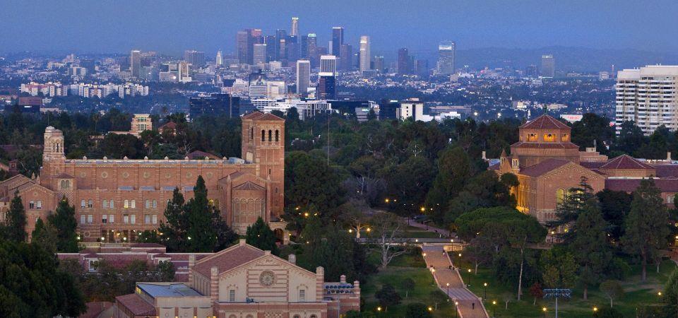美國洛杉磯 UCLA 加州大學洛杉磯分校