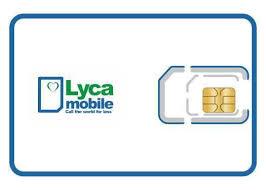 美國網路 美國上網 推薦 Lycamobile SIM卡