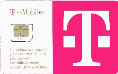 美國網路 美國上網 推薦 T-Mobile TMobile SIM卡