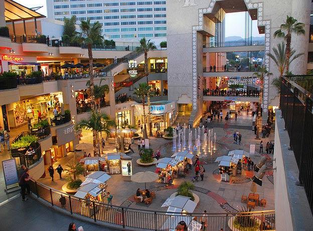 美國洛杉磯 Hollywood Highland 好萊塢 高地娛樂廣場