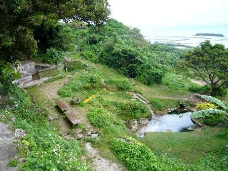 日本上網 網路 沖繩 垣花樋川