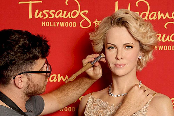美國洛杉磯 Madame Tussauds Hollywood 梅杜莎夫人蠟像館