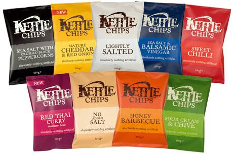 美國必買 美國零食 美國旅遊 美國洋芋片 kETTLE