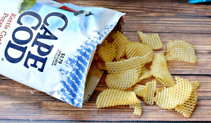 美國必買 美國零食 美國旅遊 美國洋芋片 Cape Cod