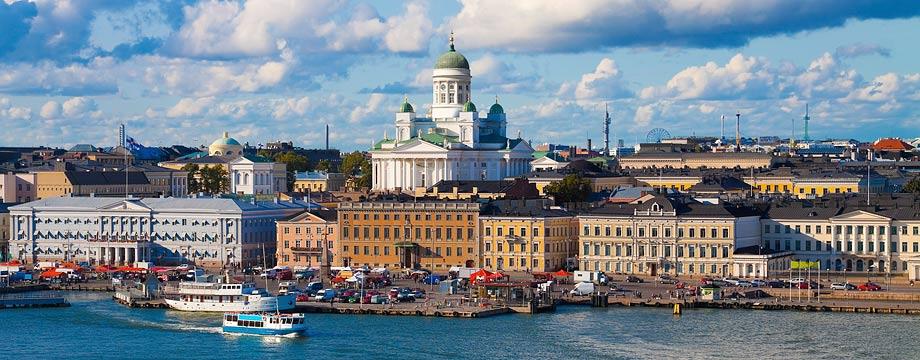 2017旅遊 Travel 芬蘭 出國上網