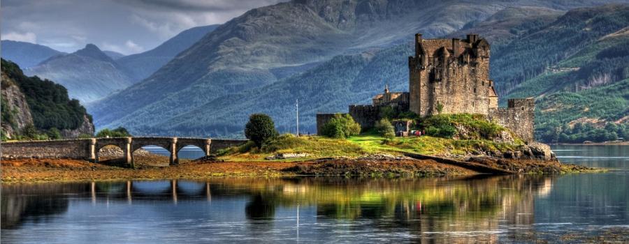 2017旅遊 Travel 蘇格蘭 出國上網
