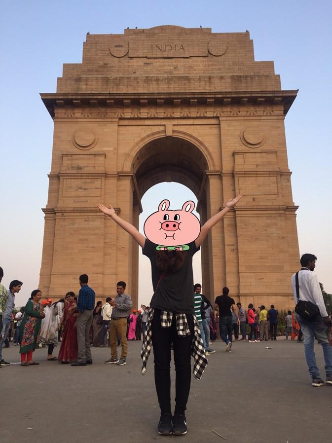 新德里印度門