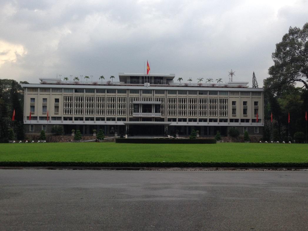 越南統一宮