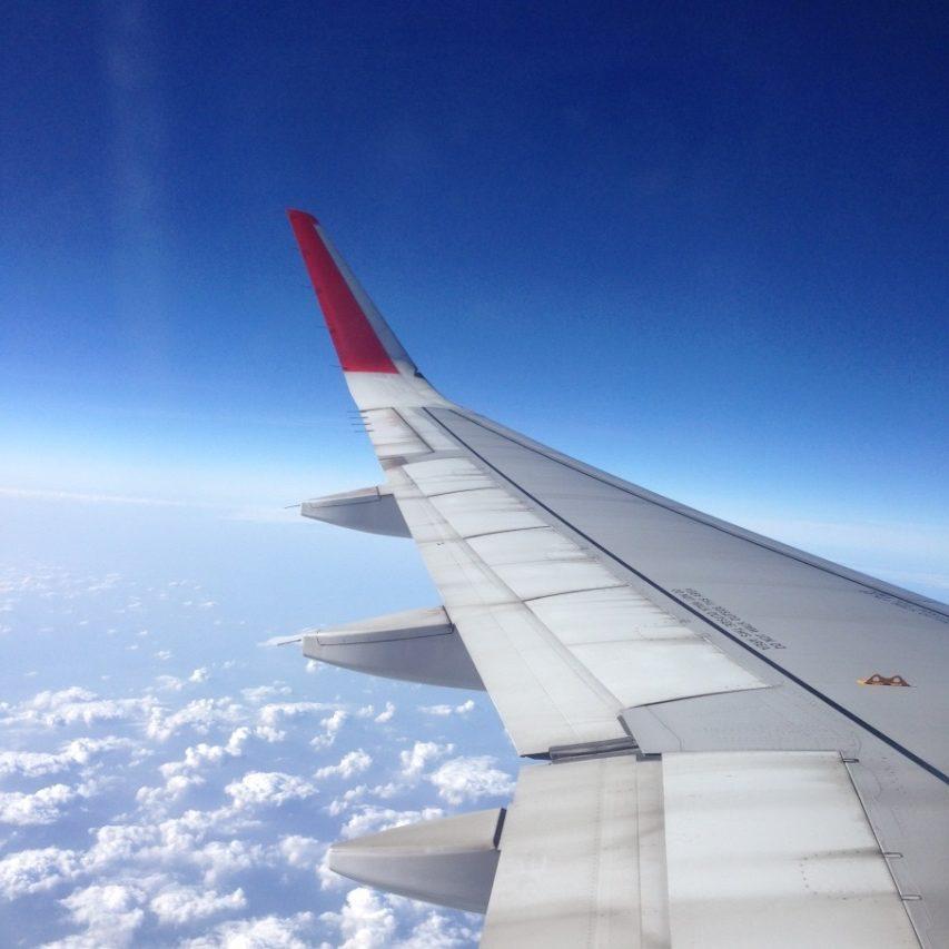 越南的天空