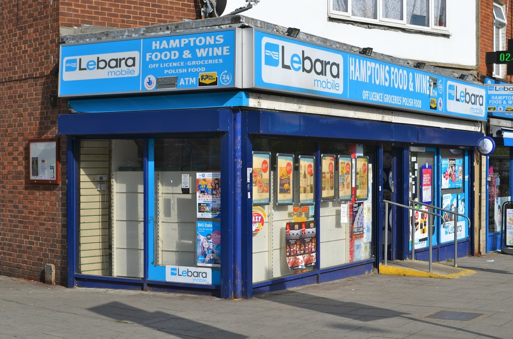 英國上網 UK Lebara 店面(photo by www. stra.org.uk)