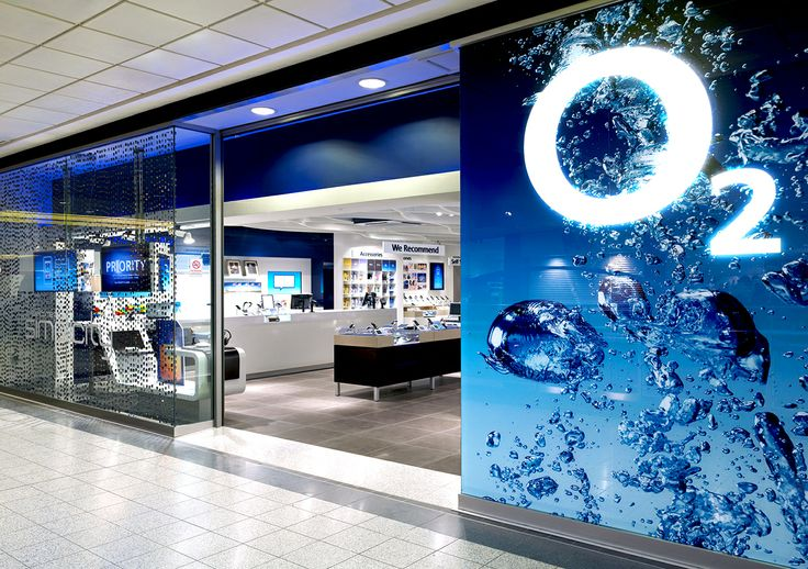 英國上網 UK O2 店面(photo by www.pinterest.com)