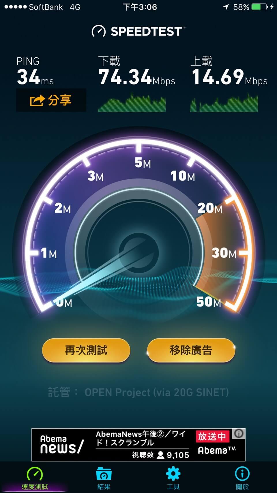 栃木縣足利公園測速