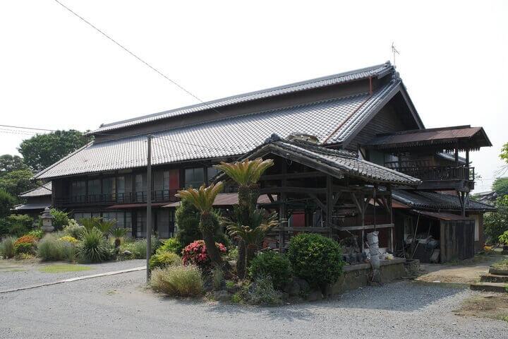田島彌平舊宅