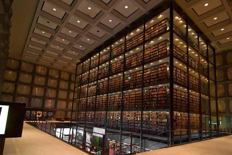 耶魯大學圖書館