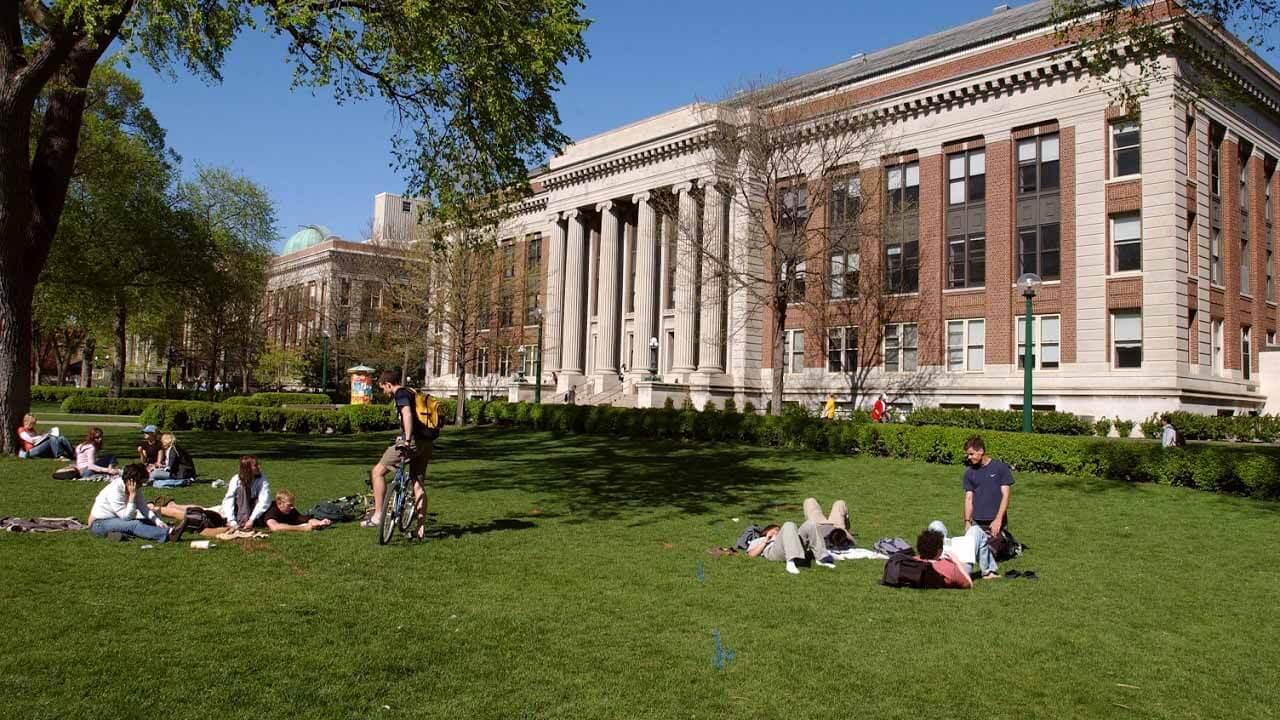 美國最美大學-明尼蘇達大學校園