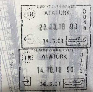 土耳其簽證