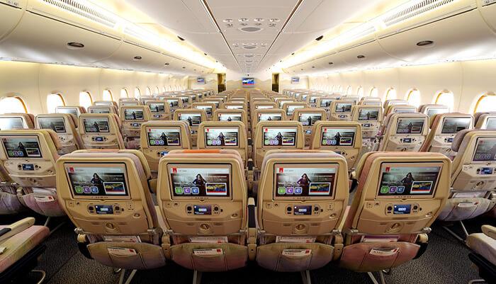 經濟艙座位