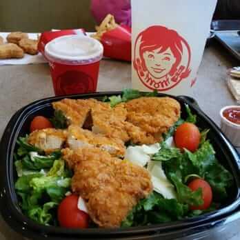 溫蒂漢堡-美國必吃速食店