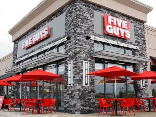 美國必吃速食店-Five-Guys