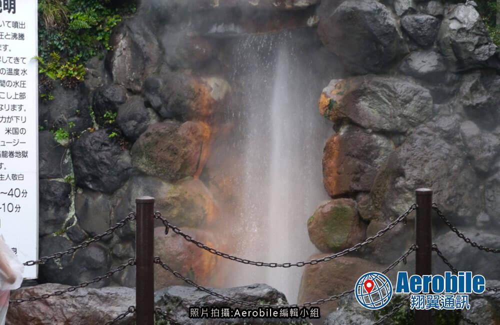 九州別府地獄溫泉遊記-龍捲地獄|日本親子自駕自由行