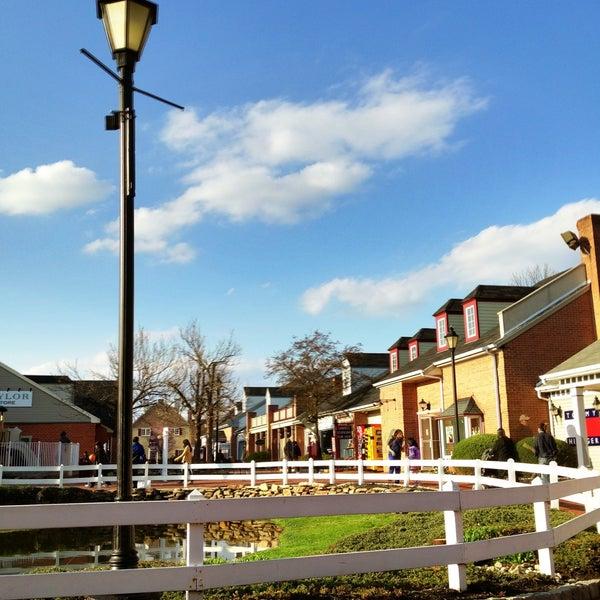 美國紐約-OUTLET-Liberty Village Premium Outlets