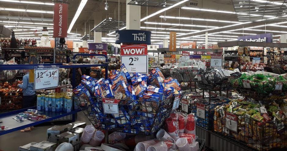 美國OUTLET- Tanger Outlets - 超市特價區