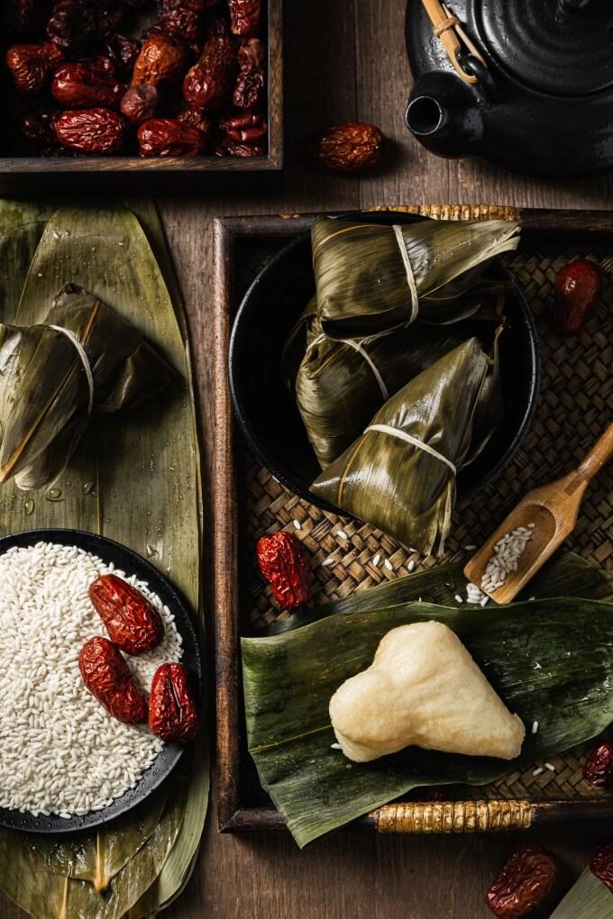 粽子橠米端午節