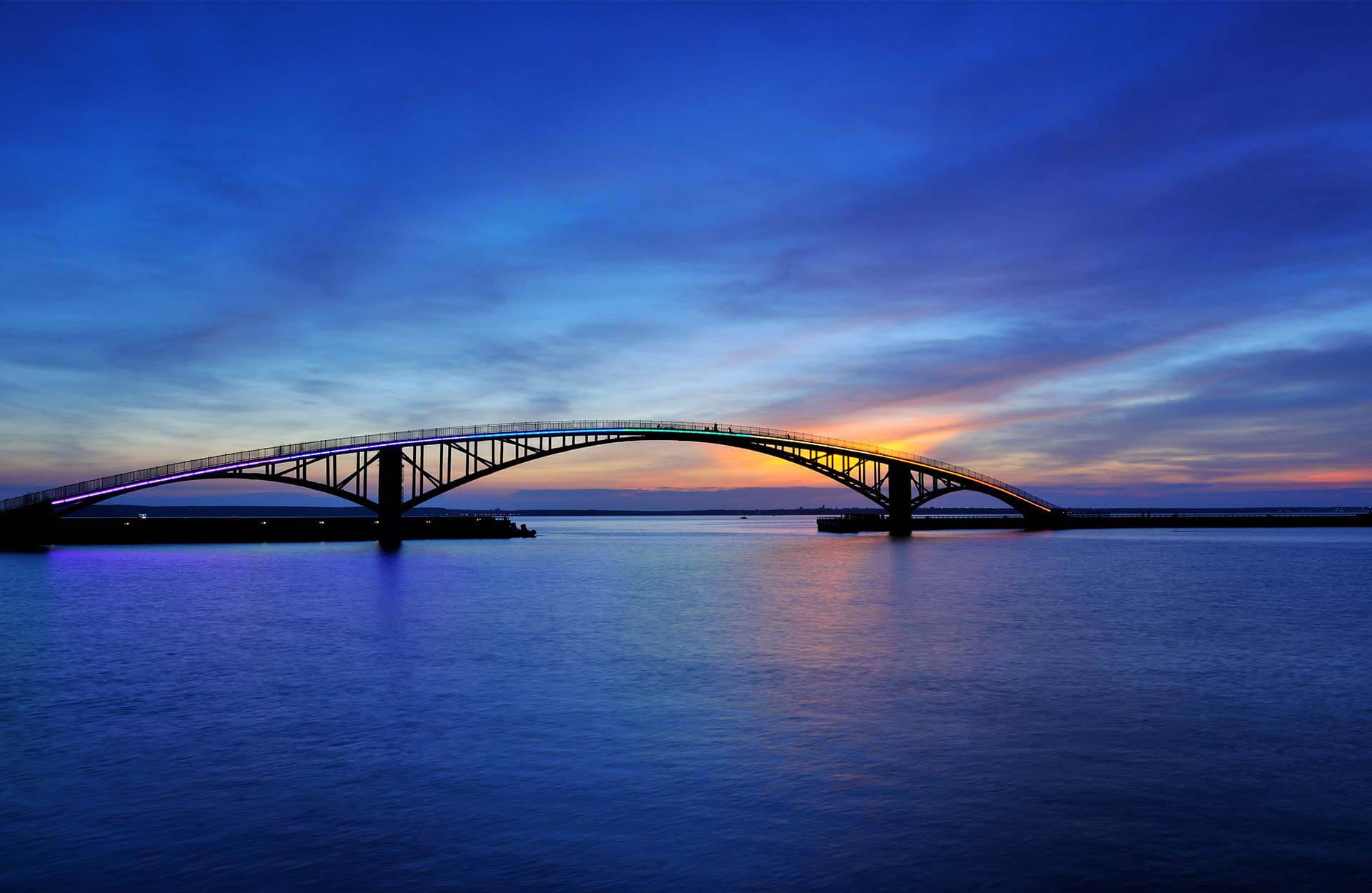 澎湖-西瀛虹橋(彩虹橋)