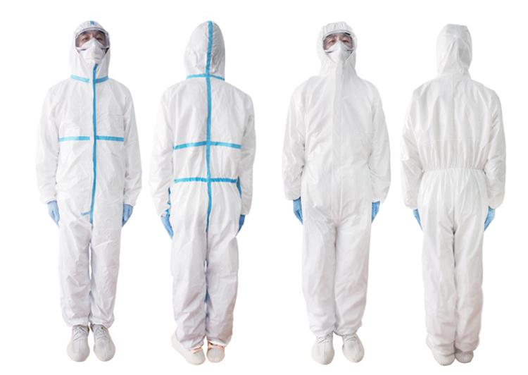 防護衣 protective-clothing