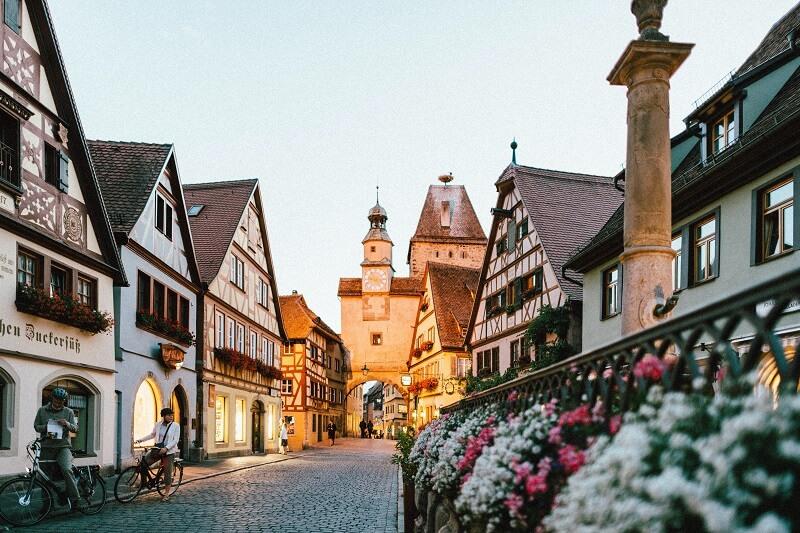 歐洲街景 (德國)