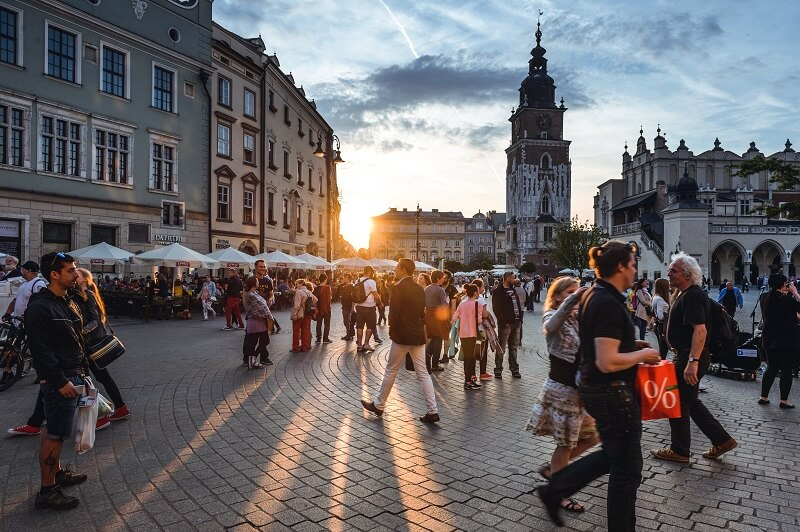 歐洲街景 (波蘭)