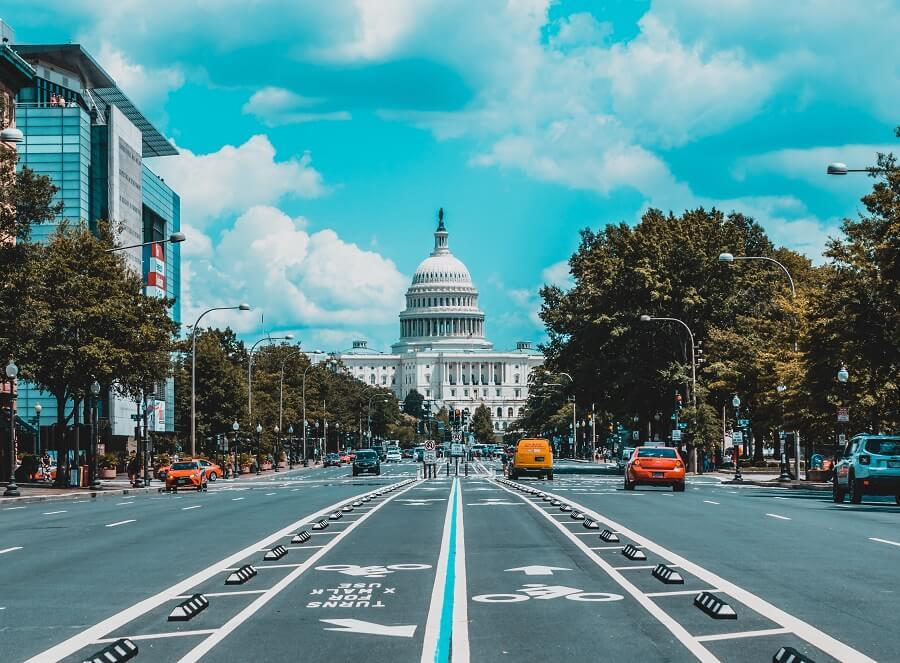 美國華盛頓